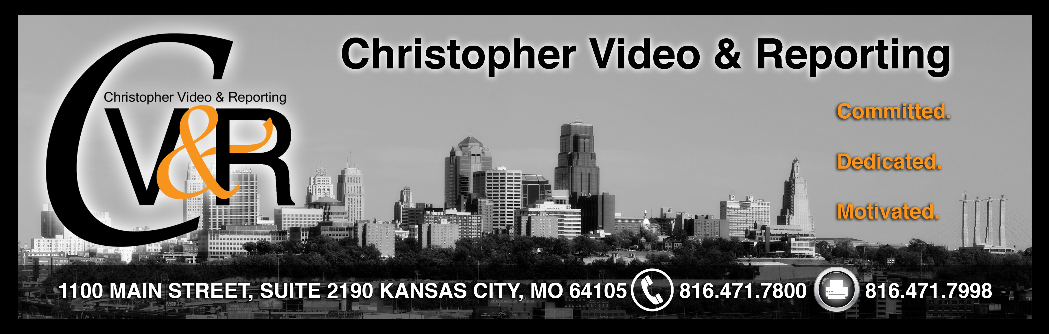 Christopher Video and Reporting